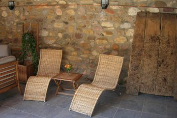 Zona relax exterior